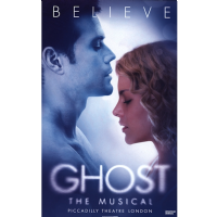 Ghost the Musical Blue believe